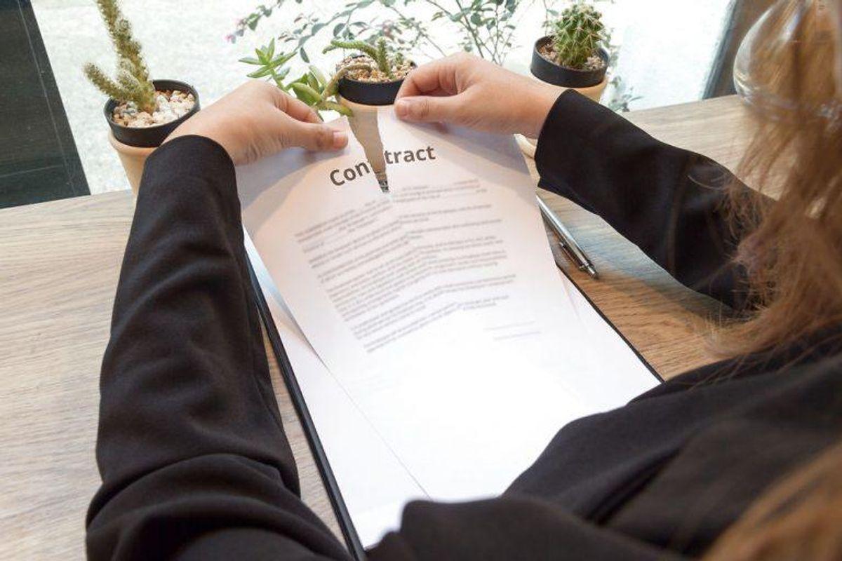 Hvis en sælger påstår, at du har tegnet abonnement på et eller andet, har du 14 dages fortrydelsesret, fra du modtager første forsendelse af en given vare. Foto: Scanpix.