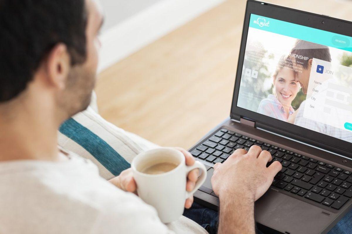 Søger du kærligheden på nettet, skal du nok ikke gøre det på be2.dk. (Foto: Shutterstock)