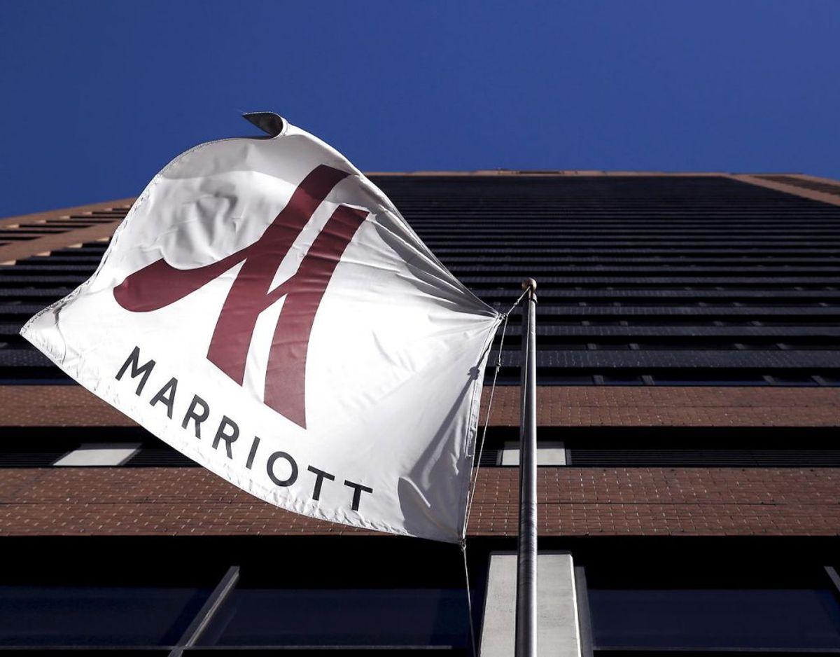 Marriott-underafdelingen Starwood har haft en lang række problemer med et data-tyveri, hvor pasnumre, betalingskortoplysninger og andre detaljer er stjålet fra op mod mere end 300 millioner reservationer. Arkivfoto: Scanpix