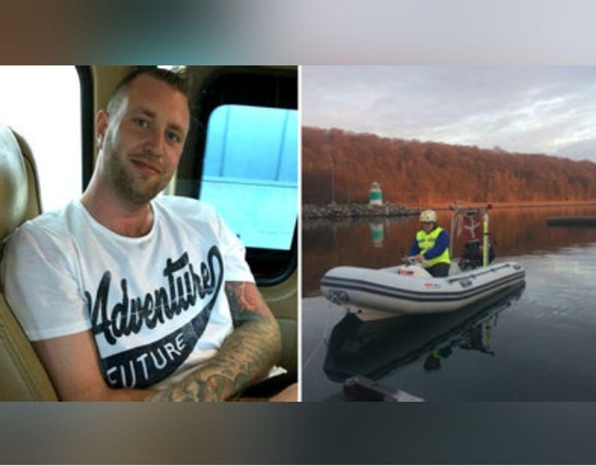 Private leder fortsat efter den forsvundne mand. Foto: Privat.