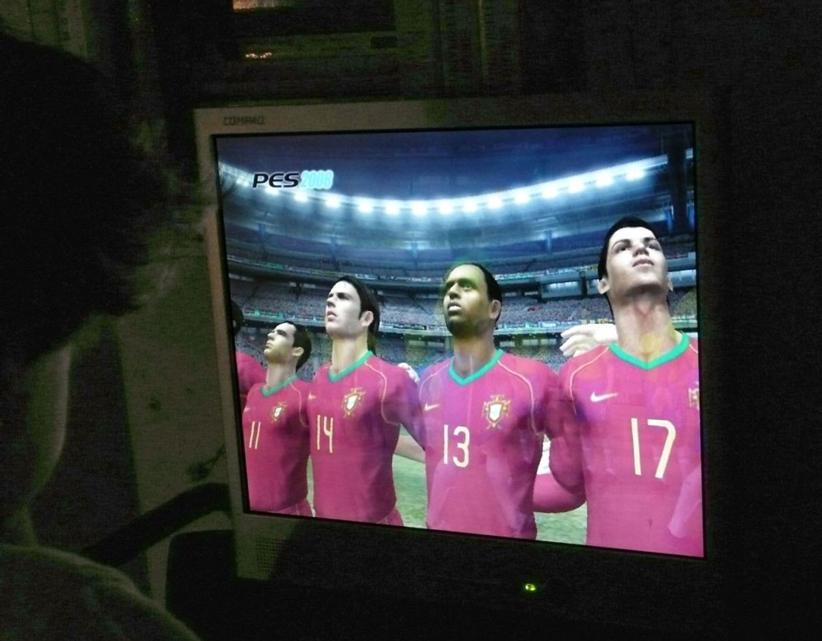 Spiller du Pro Evolution Soccer 2019? Så er du et oplagt offer. Klik videre og se eksempler. Arkivfoto: Scanpix