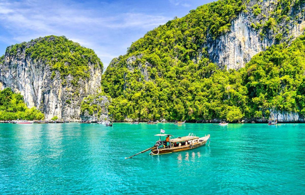 Asiatiske ferieparadiser som Thailand harmonerer dårligt med småbørn. KLIK VIDERE OG SE, HVILKE SYGDOMME BØRN RISIKERER AT FÅ PÅ REJSEN. (Foto: Shutterstock)