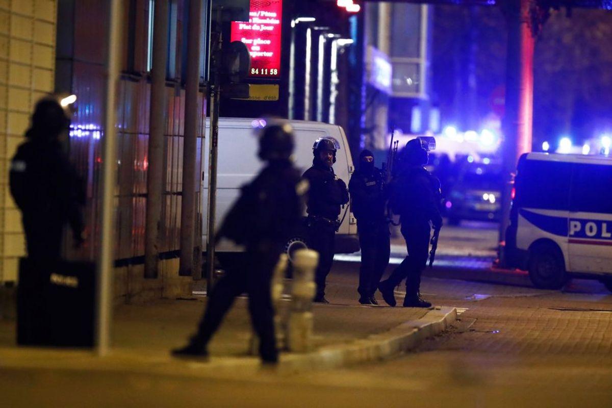 Politiet i Strasbourg har dræbt gerningsmanden bag terror-angrebet på et julemarked, der kostede flere menneskeliv. Foto: Christian Hartmann/Scanpix.