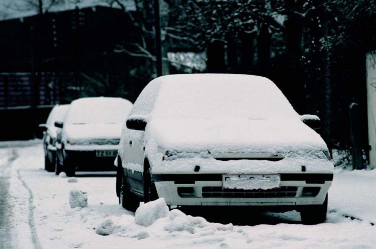 Snart kommer det vinterlige vejr for alvor, og det kan være hård kost for bilen. KLIK VIDERE OG SE, HVILKE NI TING, DU SKAL FÅ STYR PÅ, INDEN DET BARSKE VINTERVEJR KOMMER. Arkivfoto.