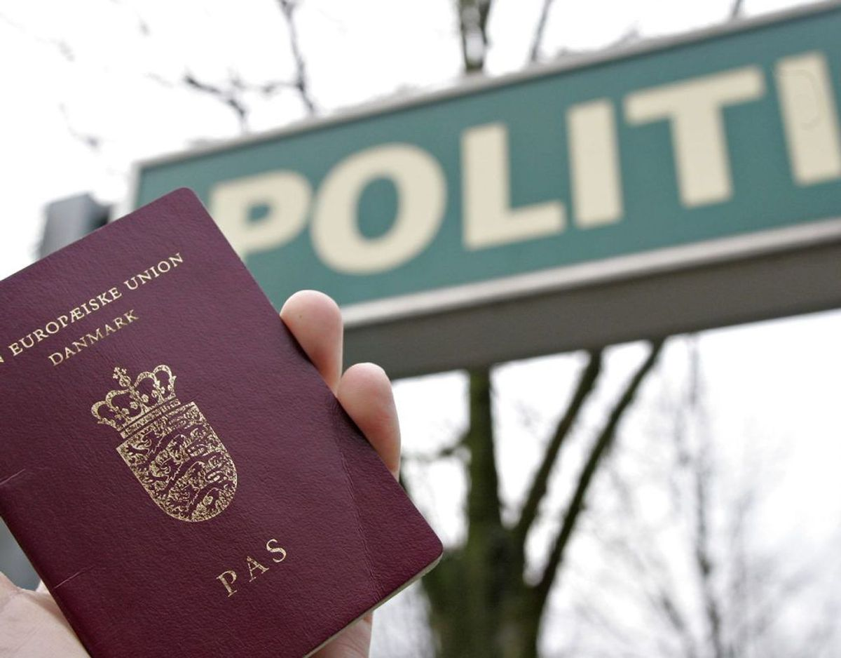 Pas fra Danmark, Finland, Italien, Sverige og Spanien giver adgang til 187 lande. Foto: Scanpix
