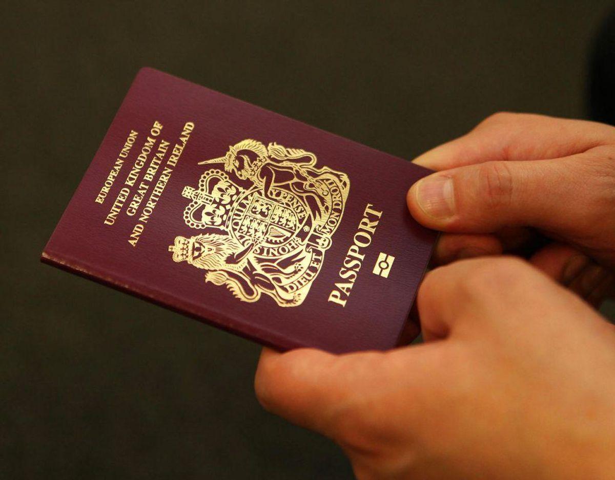 Med et pas fra Norge, Storbritannien, Østrig, Luxembourg, Holland, Portugal og USA kan du komme ind i 186 lande. Foto: Scanpix