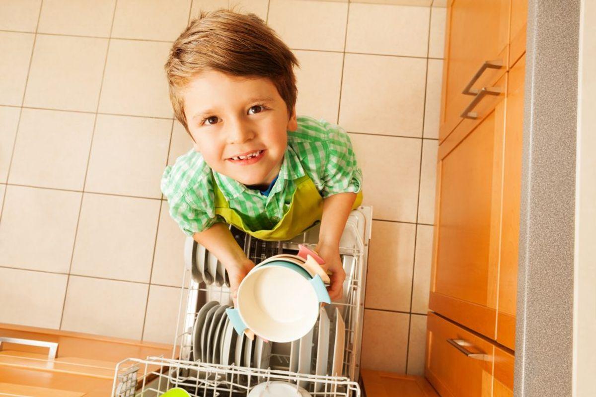 17 procent på opvask, rengøring, madlavning og drikke.