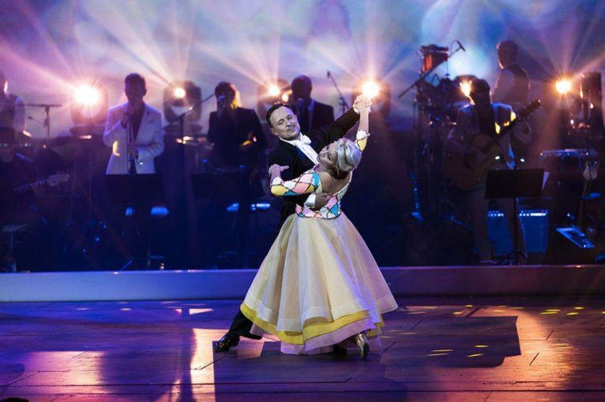 Vild med dans fredag den 26. oktober. Foto: Scanpix