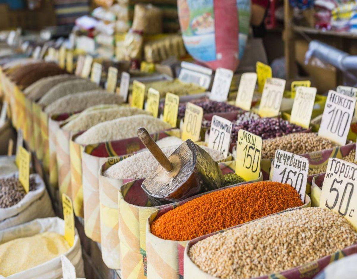 Den Aalborg-baserede virksomhed Syrien Bazar har i månedsvis været i Fødevarestyrelsens søgelys. Foto: Colourbox