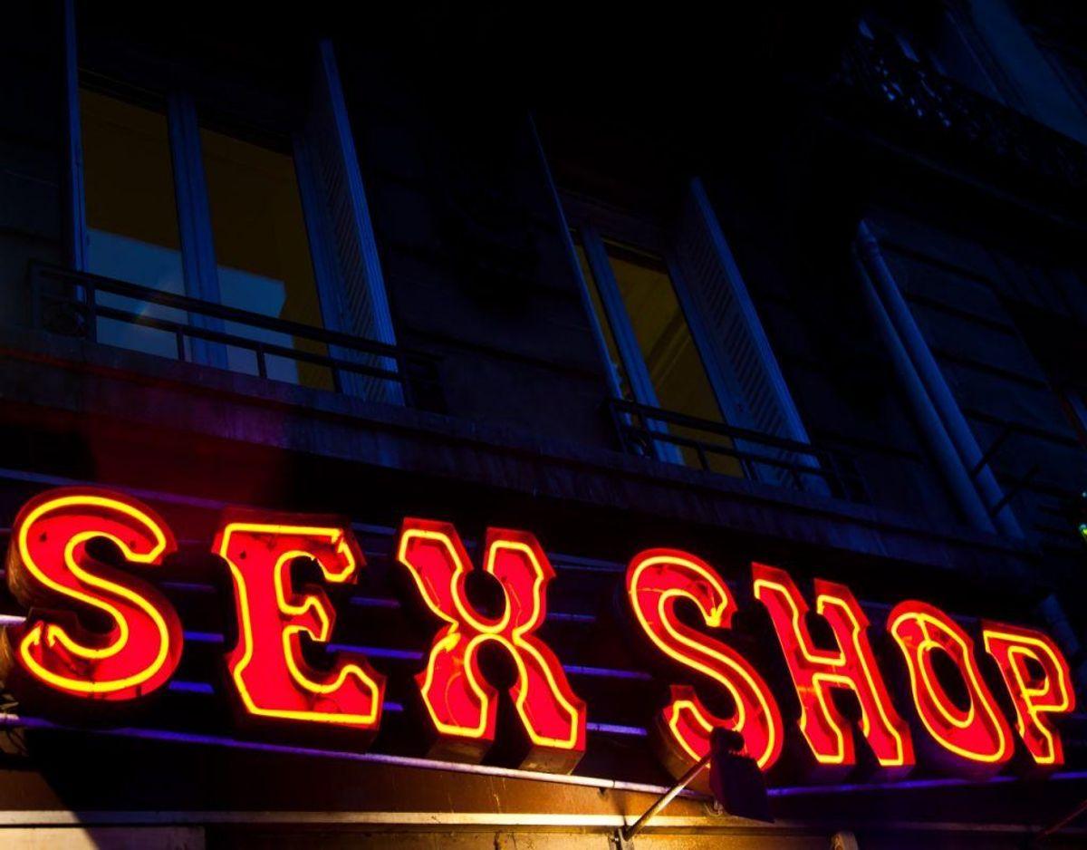 Det at være ejer af en sexbutik er også at finde på listen. Foto: Colourbox