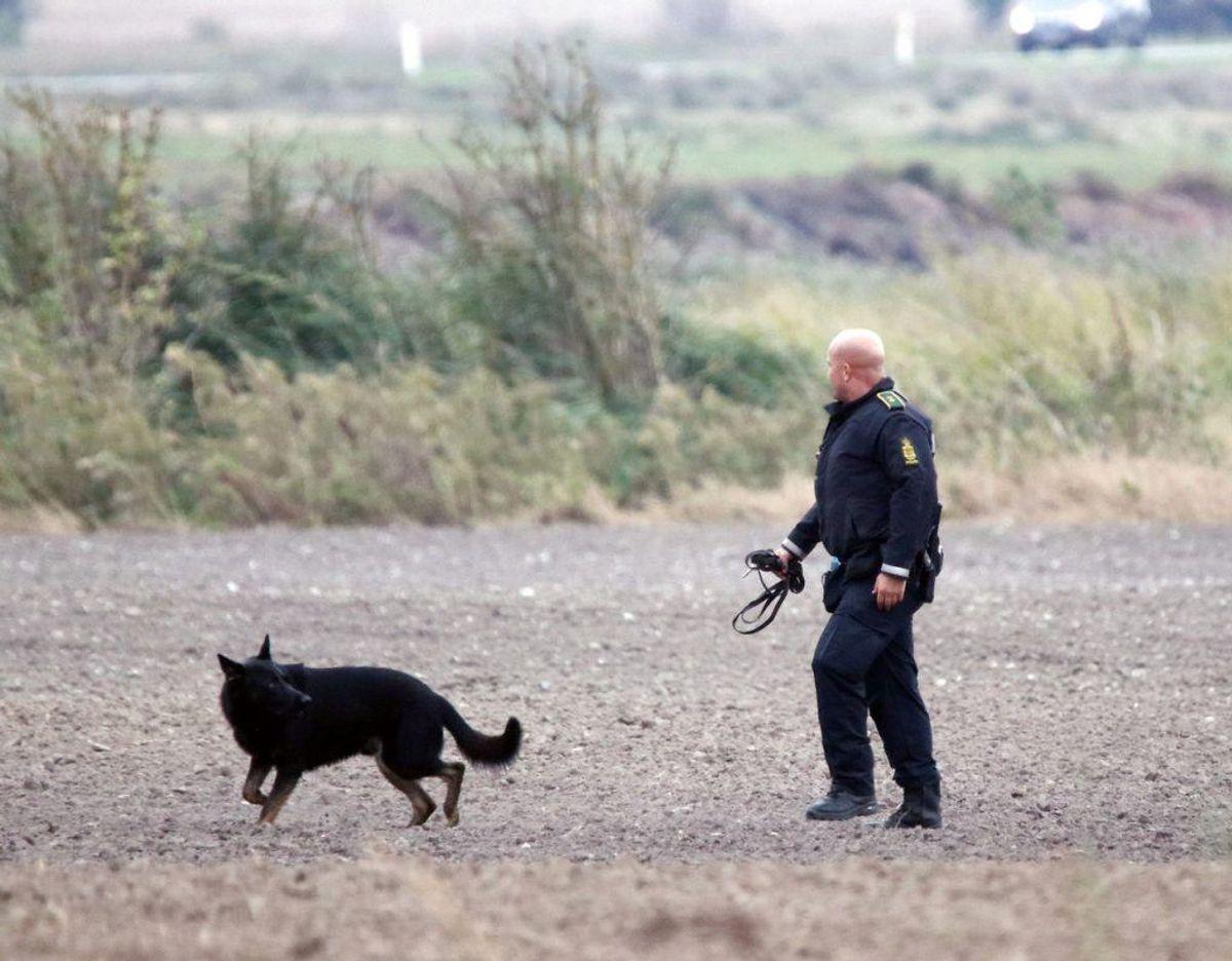 Den 32-årige og hans medsammensvorne er endnu ikke fundet. foto: Presse-fotos.dk