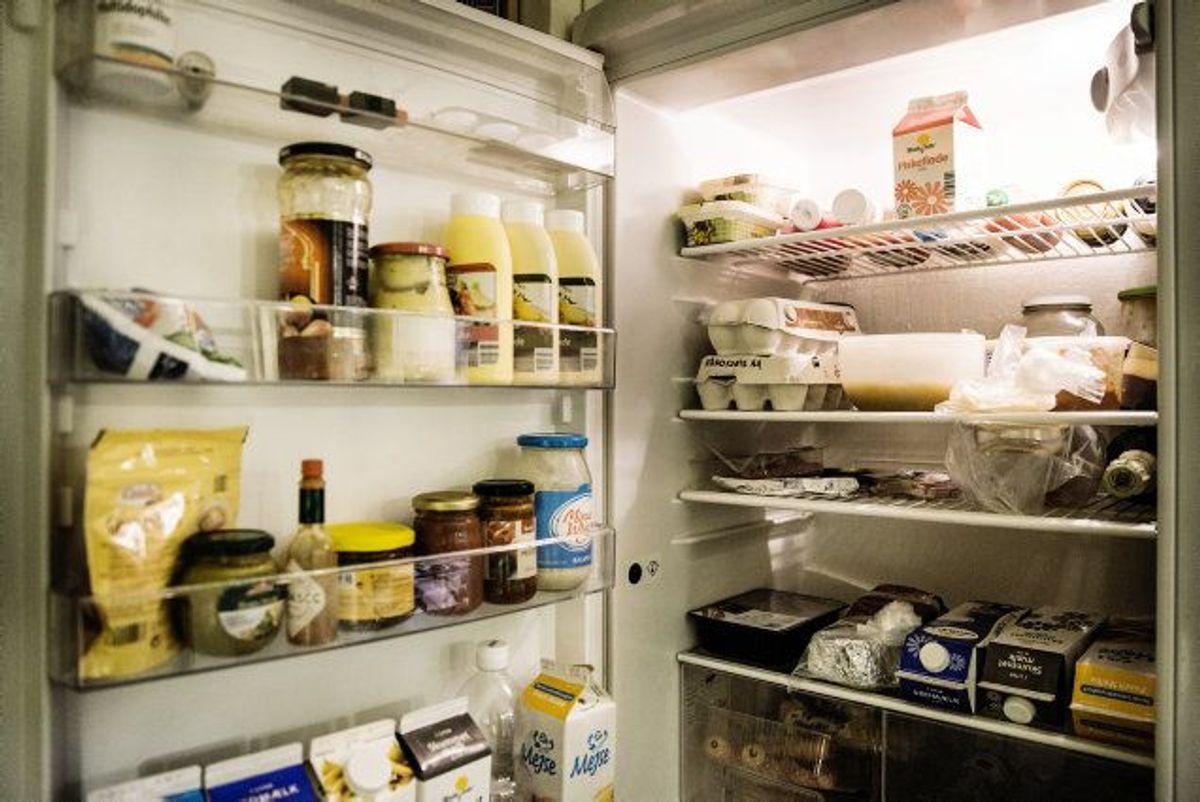 Brød er en af de ting, der skal holdes ude af køleskabet. Foto: Thomas Lekfeldt/Scanpix. KLIK VIDERE OG SE OM DU OBEVARER TING FORKERT I DIT KØLESKAB.