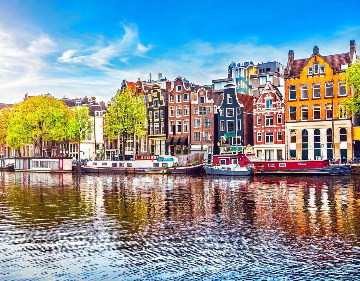 Danskere behøver ikke visum for at rejse ind i Holland, men pas til Holland er et krav. Foto: Scanpix
