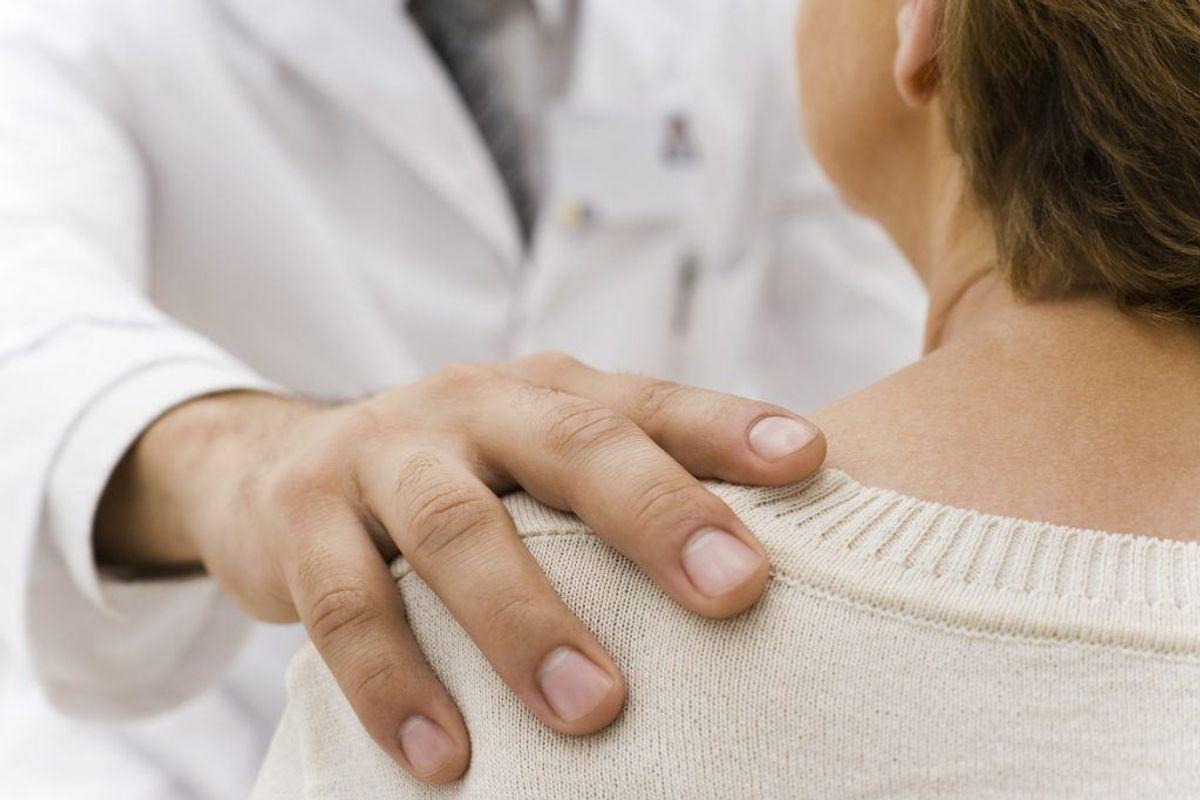 Har du mistanke om kræft, skal du straks søge læge. Foto: Colourbox.