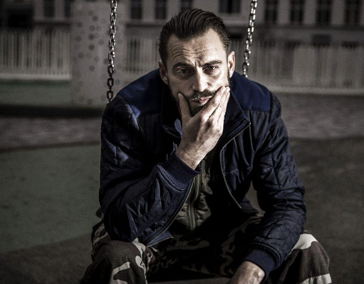 Tilbage i 2015 fortalte Jesper Dahl, der dagligt nok er bedre kendt som Jokeren, fortalte i 2015, at han både tog lovlige og ulovlige stoffer, herunder kokain. Foto:  Scanpix.