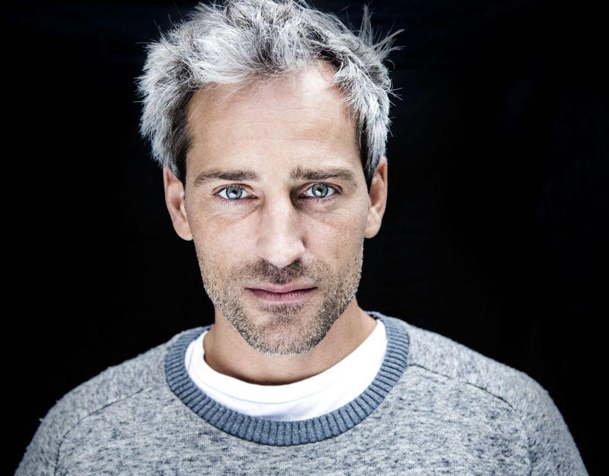 Modellen og kendissen Oliver Bjerrehuus fortalte i et interview med Femina, at hans personlige laster altid havde været hash og kokain, når han gik i byen. Foto: Scanpix.