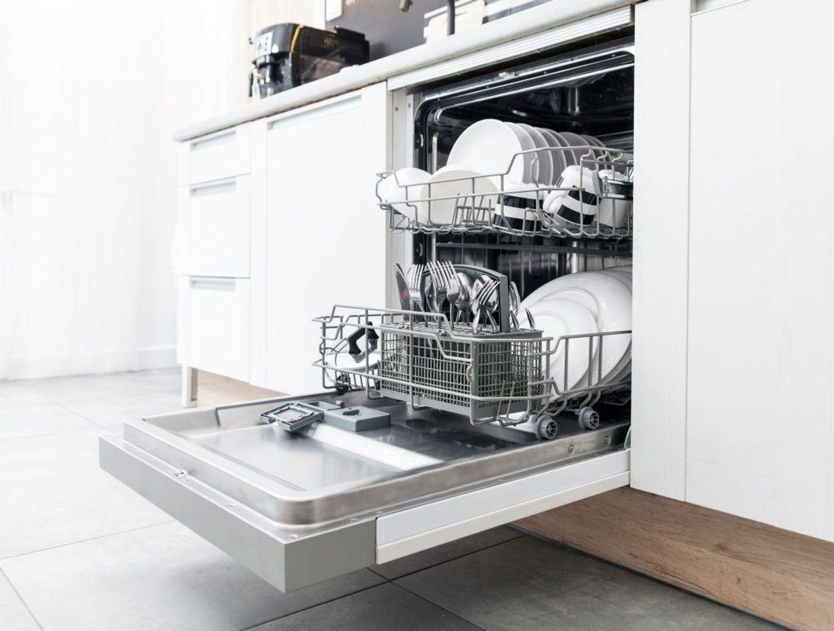 Fyld opvaskemaskinen helt op. Foto: Scanpix