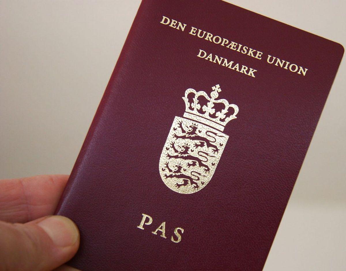 Skal du bruge nyt pas, og skal det gå stærkt? Det ér der råd for. Foto: Scanpix.