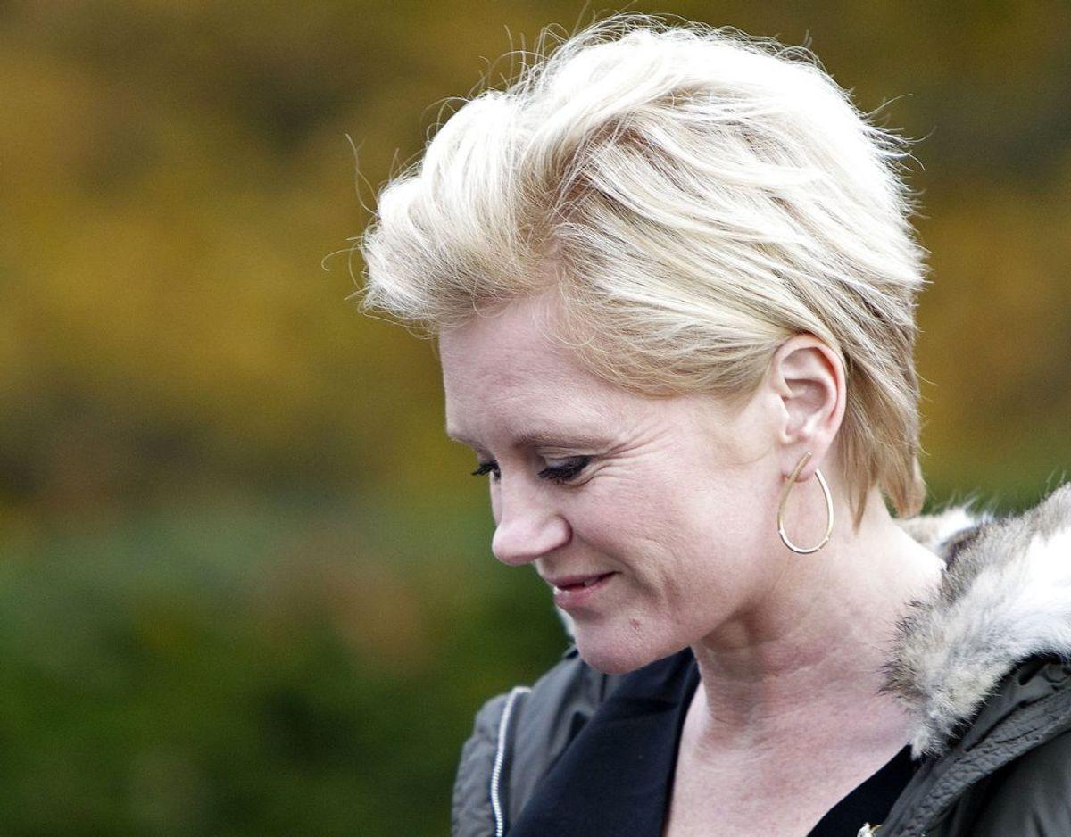 Trine Gadeberg mistede sin mor for 14 dage siden – og hun er fortsat chokeret. Arkivfoto: Scanpix