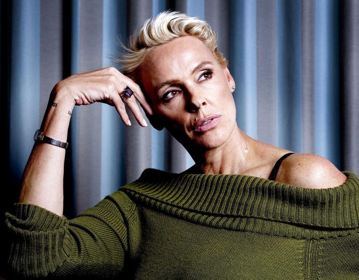 Der har ikke kun være medvind for Brigitte Nielsen. Her et billede fra 2009. Arkivfoto: Scanpix