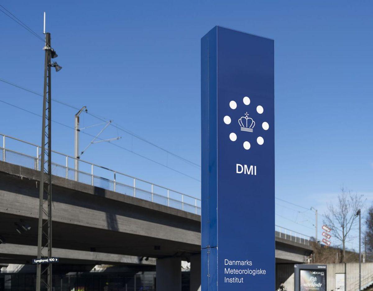 Danmarks Meteorologiske Institut (DMI) er et institut under Klima- og Energiministeriet, der varetager de meteorologiske samfundsopgaver i Danmark. Læs mere, om hvad det præcis er, DMI gør her i galleriet. Foto: Scanpix