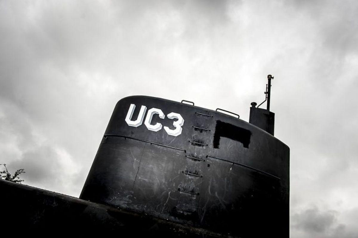 Drabet skete i Peter Madsen's ubåd UC3 Nautilus. Foto: Mads Claus Rasmussen/Scanpix (Arkivfoto)