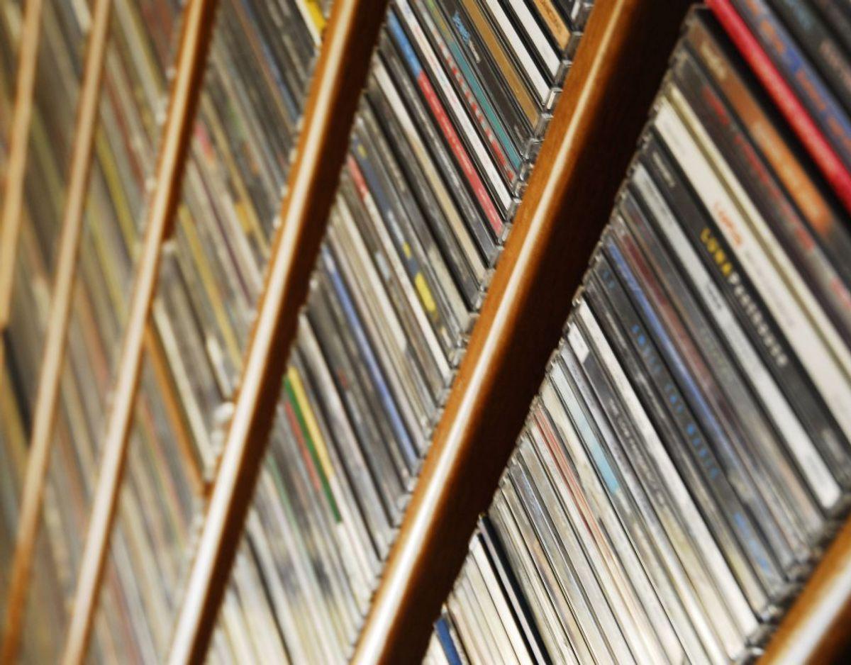 Brian Olsson har fundet frem til en række udgivelser, der kan være gode penge værd. Foto: Scanpix. KLIK VIDERE OG LÆS OM DE CD'ER, DER KAN VÆRE EN HEL DEL PENGE VÆRD.