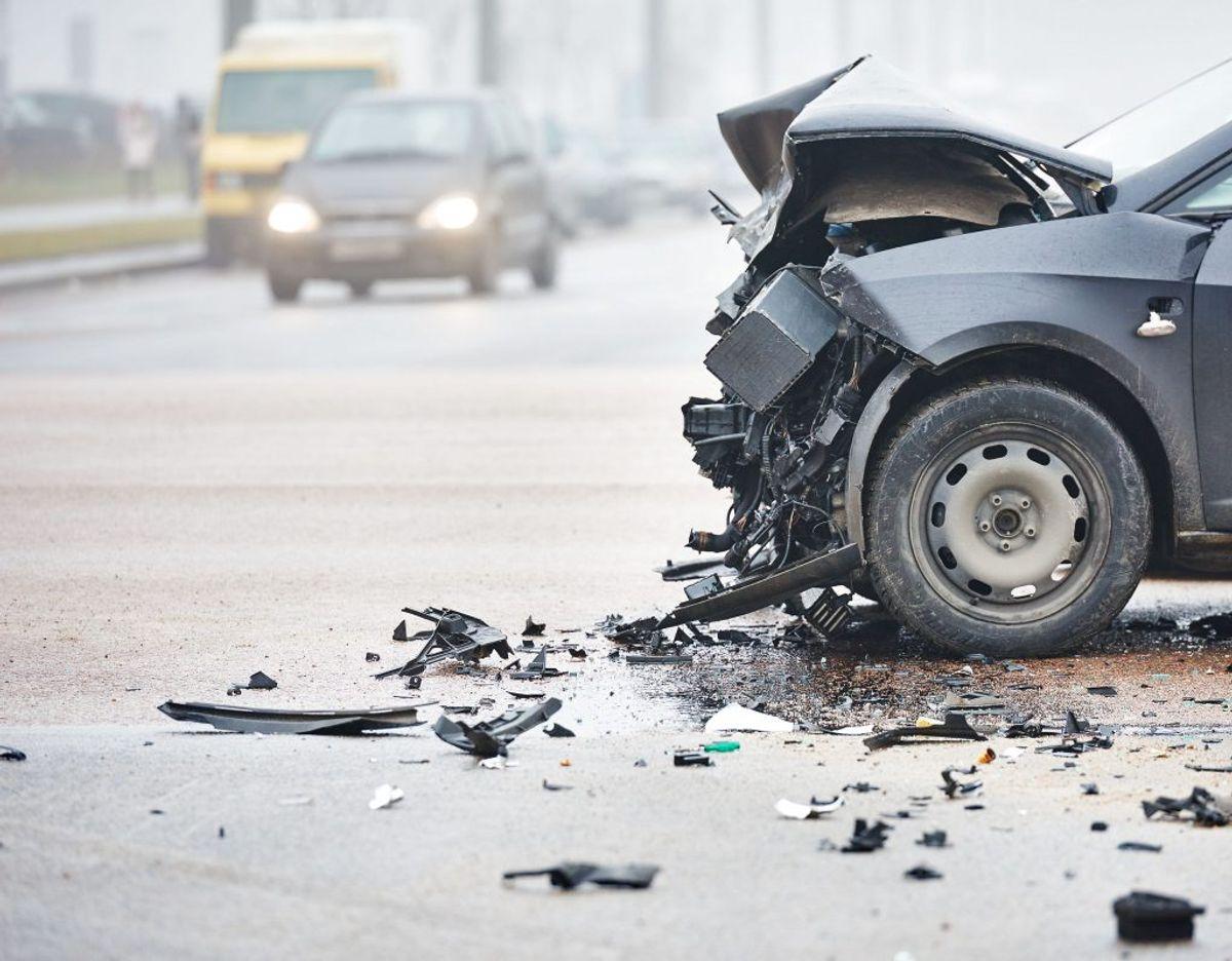 Formålmet med indsatsen er at sikre færre ulykker. Foto: Scanpix. KLIK VIDERE OG SE HVOR I LANDET DER ER SAT PENGE AF TIL AT ØGE SIKKERHEDEN.