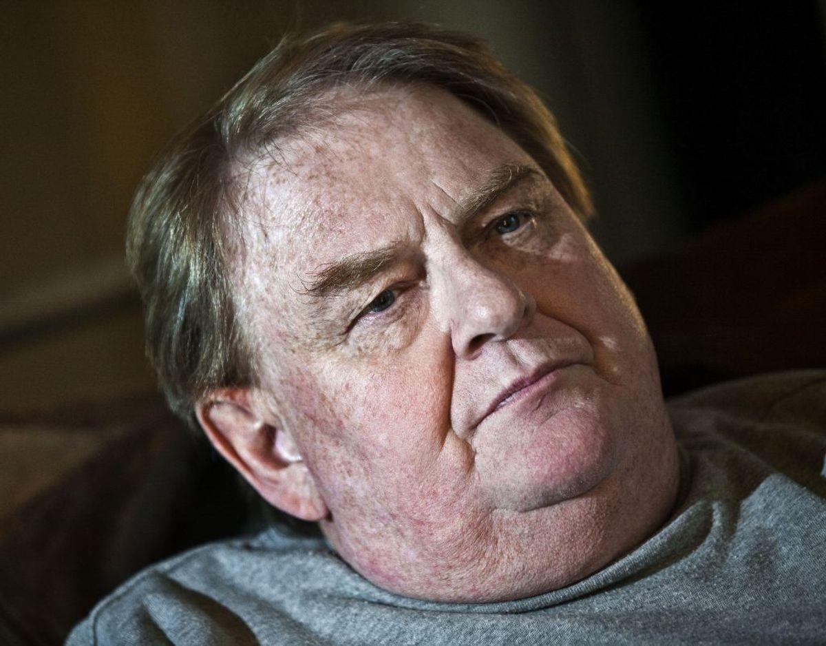 Ole Thestrup blev 69 år gammel. Foto: Scanpix.