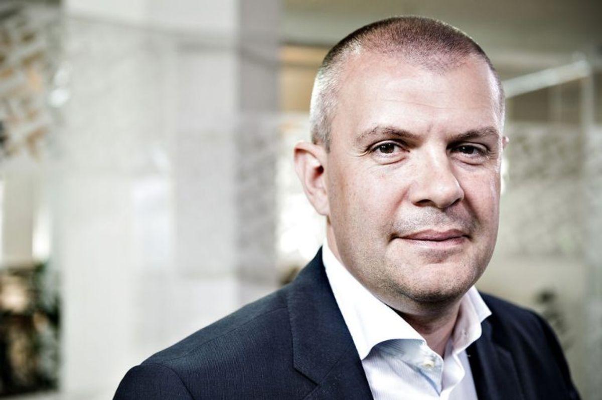 Tidligere finansminister Bjarne Corydon bliver ny administrerende direktør og chefredaktør på erhvervsavisen Børsen. Det skriver Ritzau torsdag. Foto: Bax Lindhardt/Scanpix 2017)