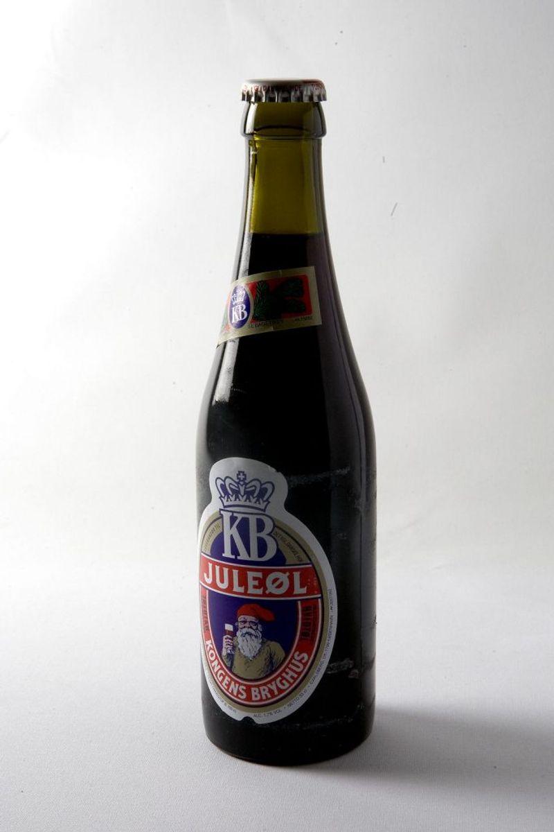 To flasker hvidtøl. Foto: Jeppe Michael Jensen / SCANPIX