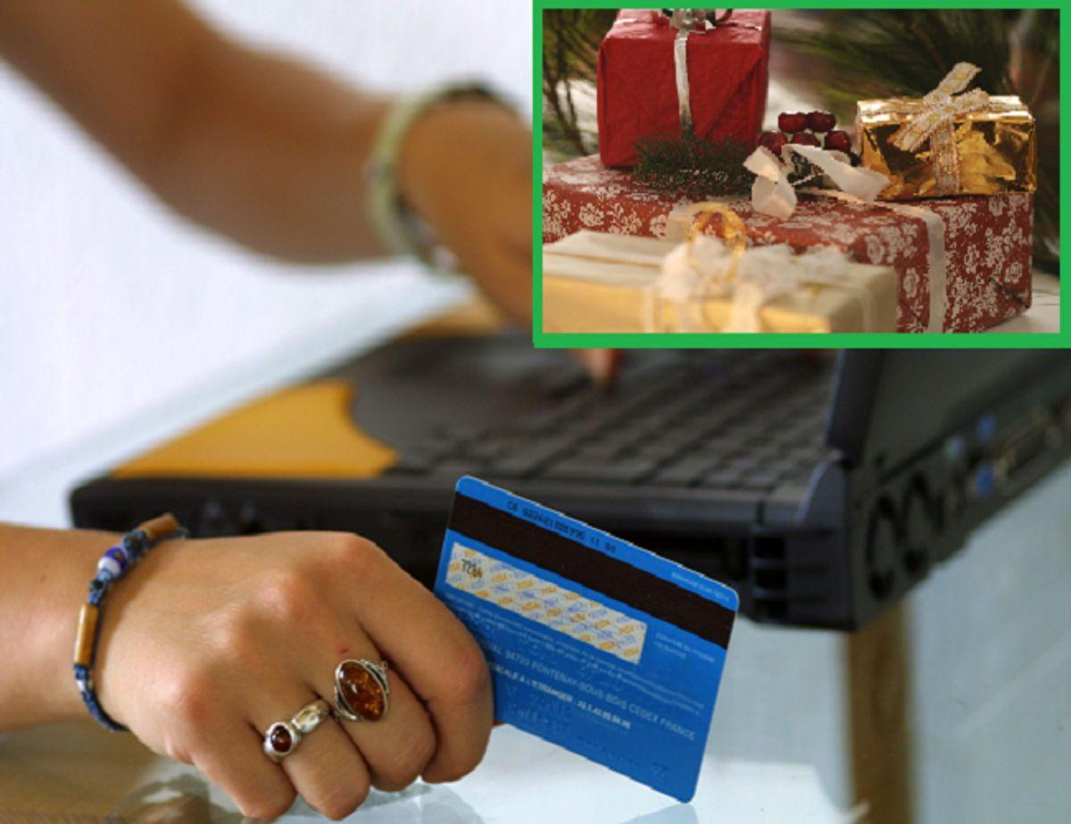 Køber du julegaver på nettet? KLIK og se, hvad du skal passe RIGTIG GODT på. Foto: Colourbox.
