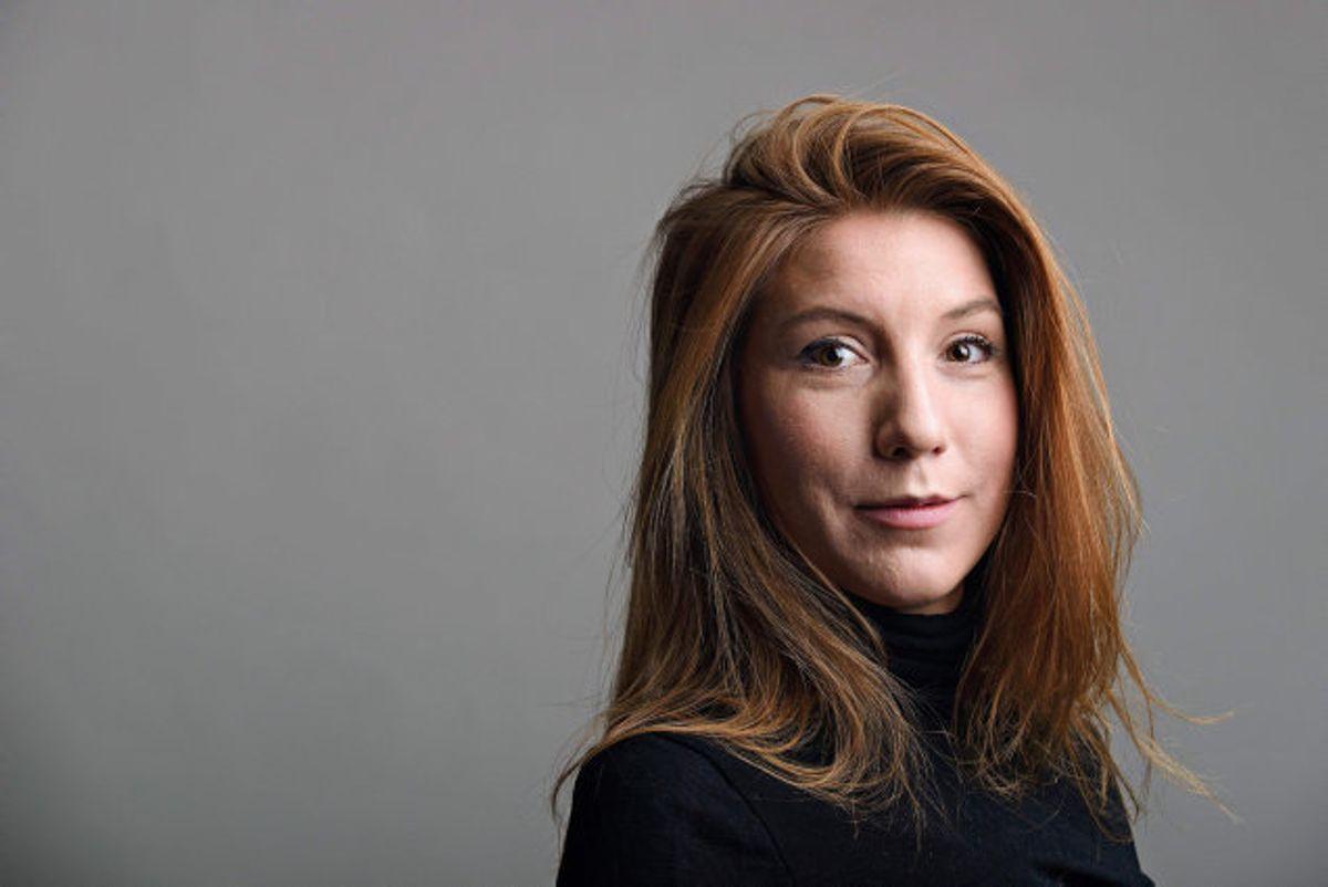 Den svenske journalist Kim Wall døde, da hun 10. august var med ubådsbyggeren Peter Madsen ude at sejle. Ifølge Københavns Politi blev Wall dræbt og parteret. Foto: Tom Wall/AFP
