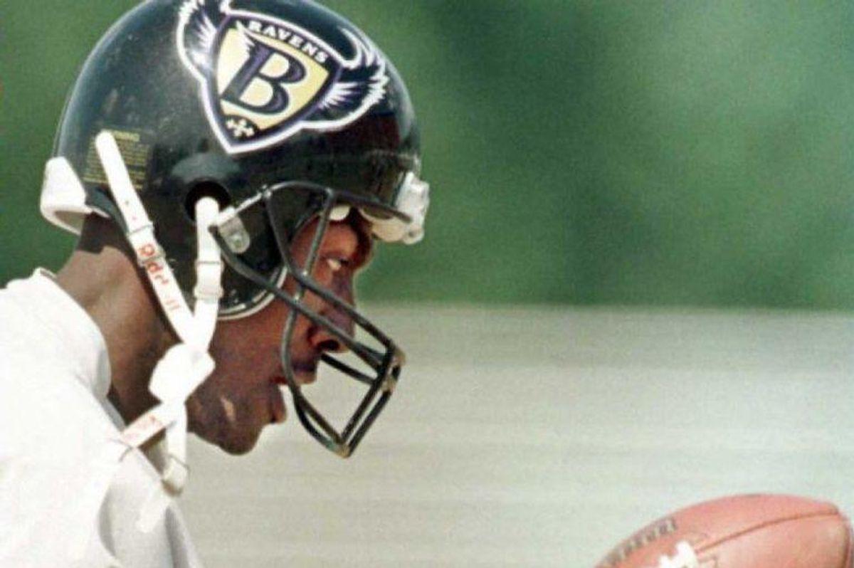 Baltimore Ravens' wide receiver Michael Jackson blev 12. maj dræbt i en frygtelig trafikulykke, hvor han tilsyneladende kørte alt for stærkt på motorcykel.