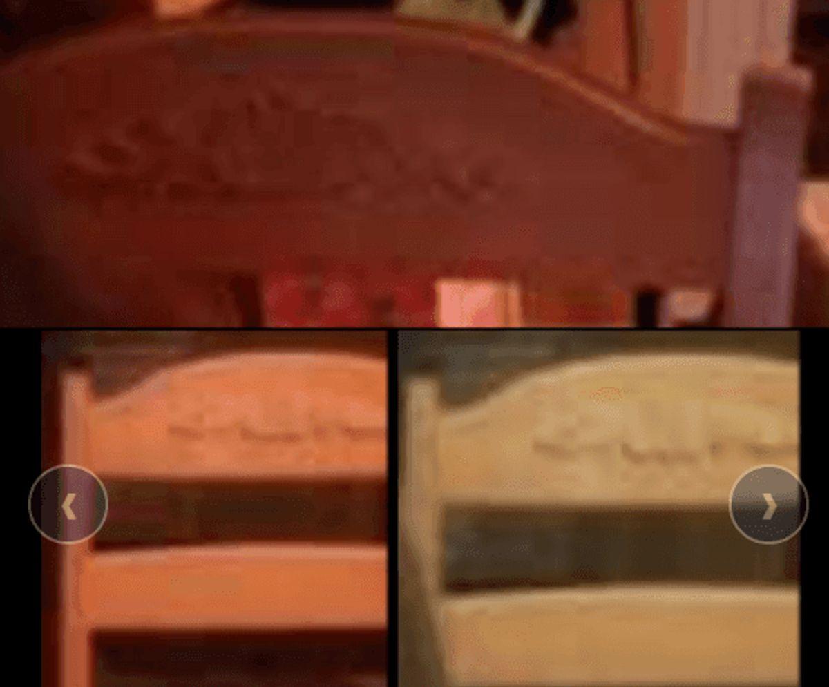Ved du, hvor disse stole kan købes? Foto: Europol.