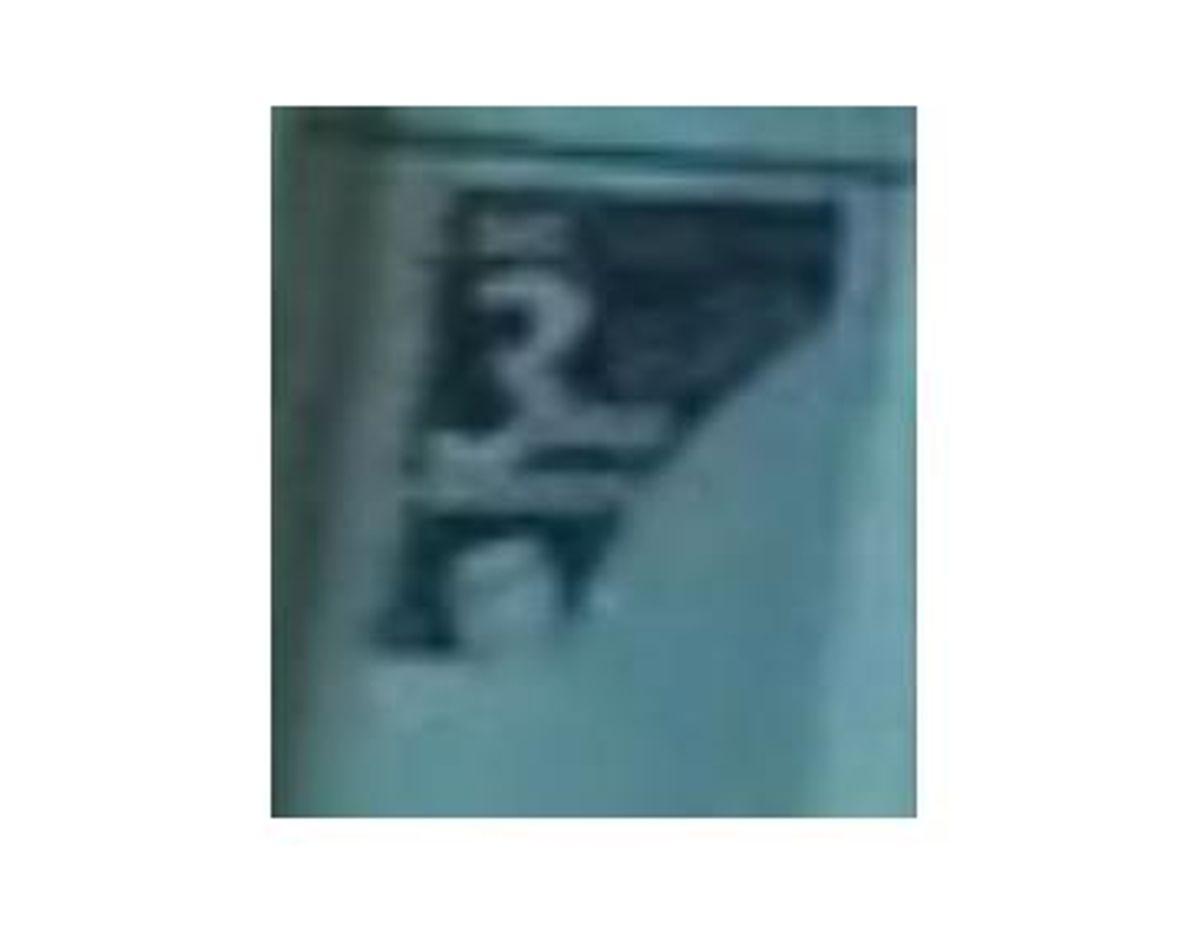 Dette hang på en væg – måske er det en kalender. Virker den bekendt? Foto: Europol.