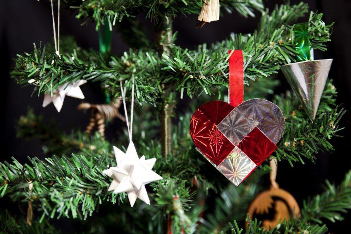 God, og sikker, jul. Foto: Colourbox.
