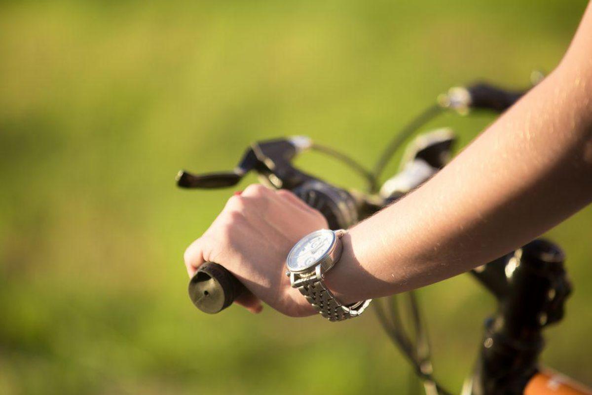 Først cyklisterne: Brug 2 sekunder mere på at orientere dig grundigt i kryds og ved sideveje. KLIK for næste. Foto: Colourbox.