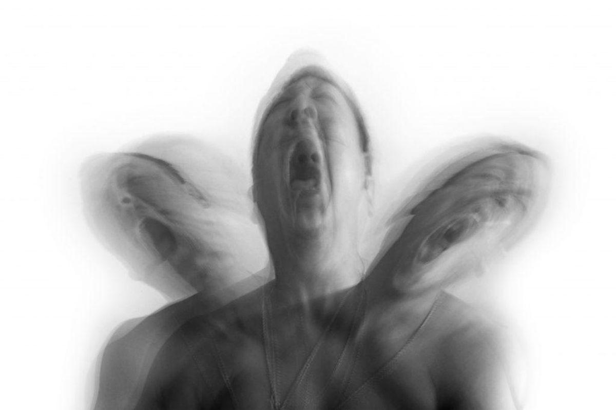 """""""Han sagde, at der var tre mennesker, der kæmpede om at kontrollere hans tanker."""" Arkivfoto: SCANPIX"""