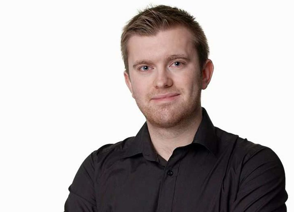 Jacob Klivager Vestergaard bliver ny landsformand for SF Ungdom. Foto: Facebook.