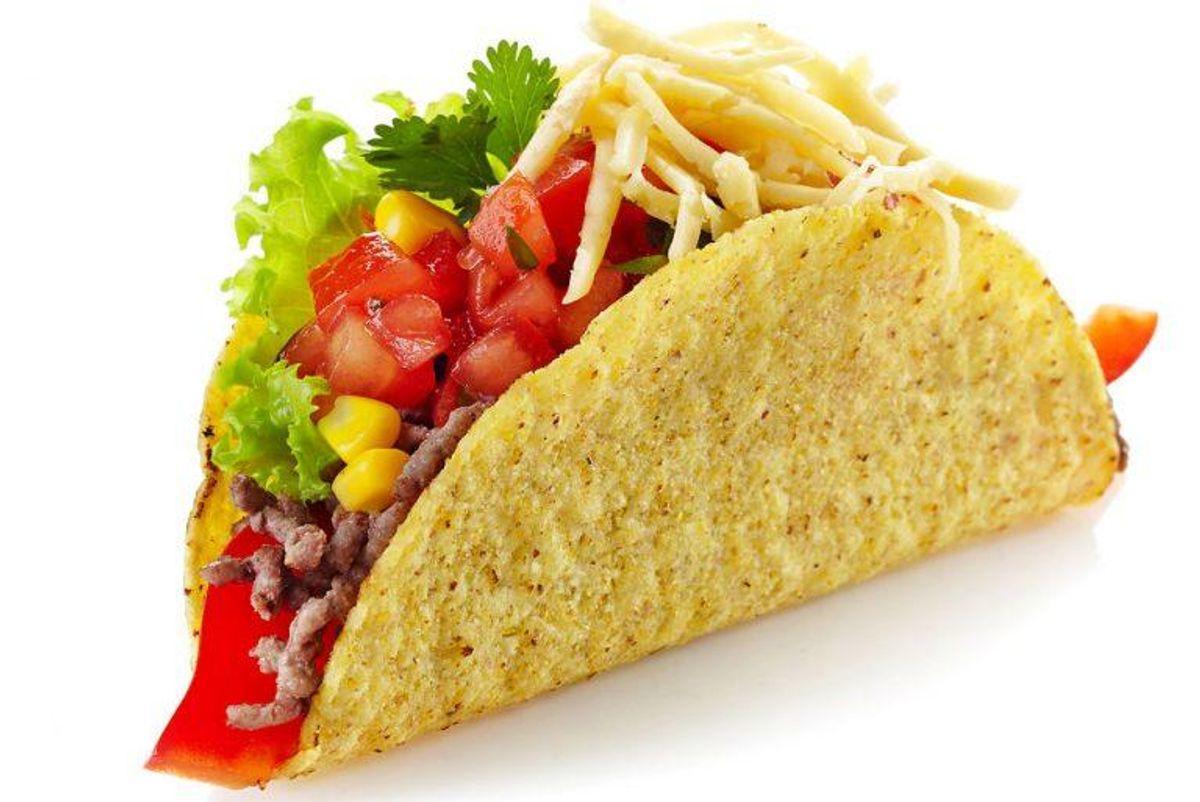 Skurken bag skyderiet var en taco. Arkivfoto: SCANPIX