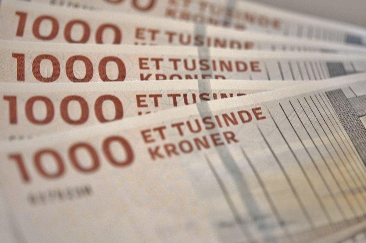 Lige nu er der falske pengesedler i omløb i landet. Foto: Colourbox.
