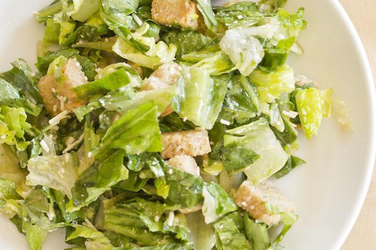 Gæret dressing er ikke noget, man skal blande i sin salat. Foto: Scanpix.