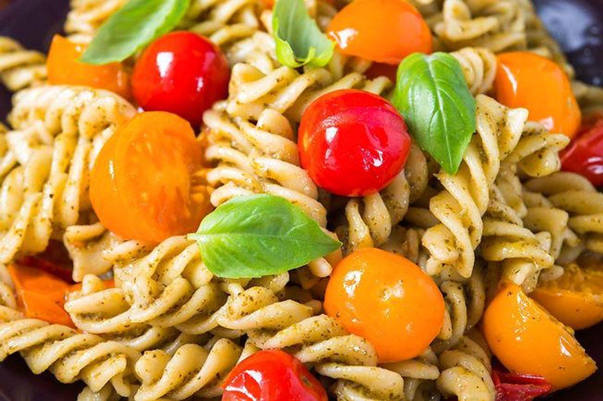 Coop trækker pastasalat tilbage, fordi der er kommet for meget ilt i pakkerne. Foto: Scanpix