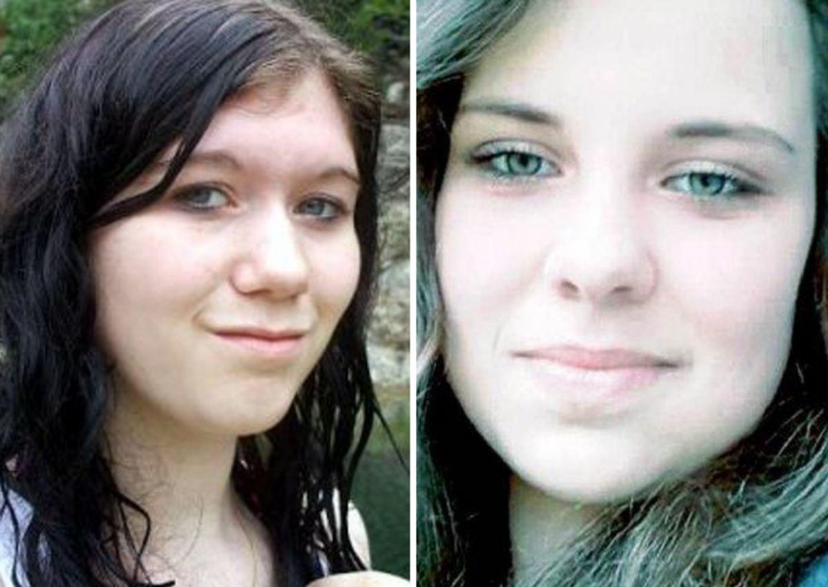 Den ukendte teenager bliver også sammenlignet med Ali Lowitzer (til venstre) og Maria-Brigitte Henselmann (til højre). Alis mor prøver at finde ud af, om pigen kan være hendes datter. Foto: Missing Persons of America / Facebook