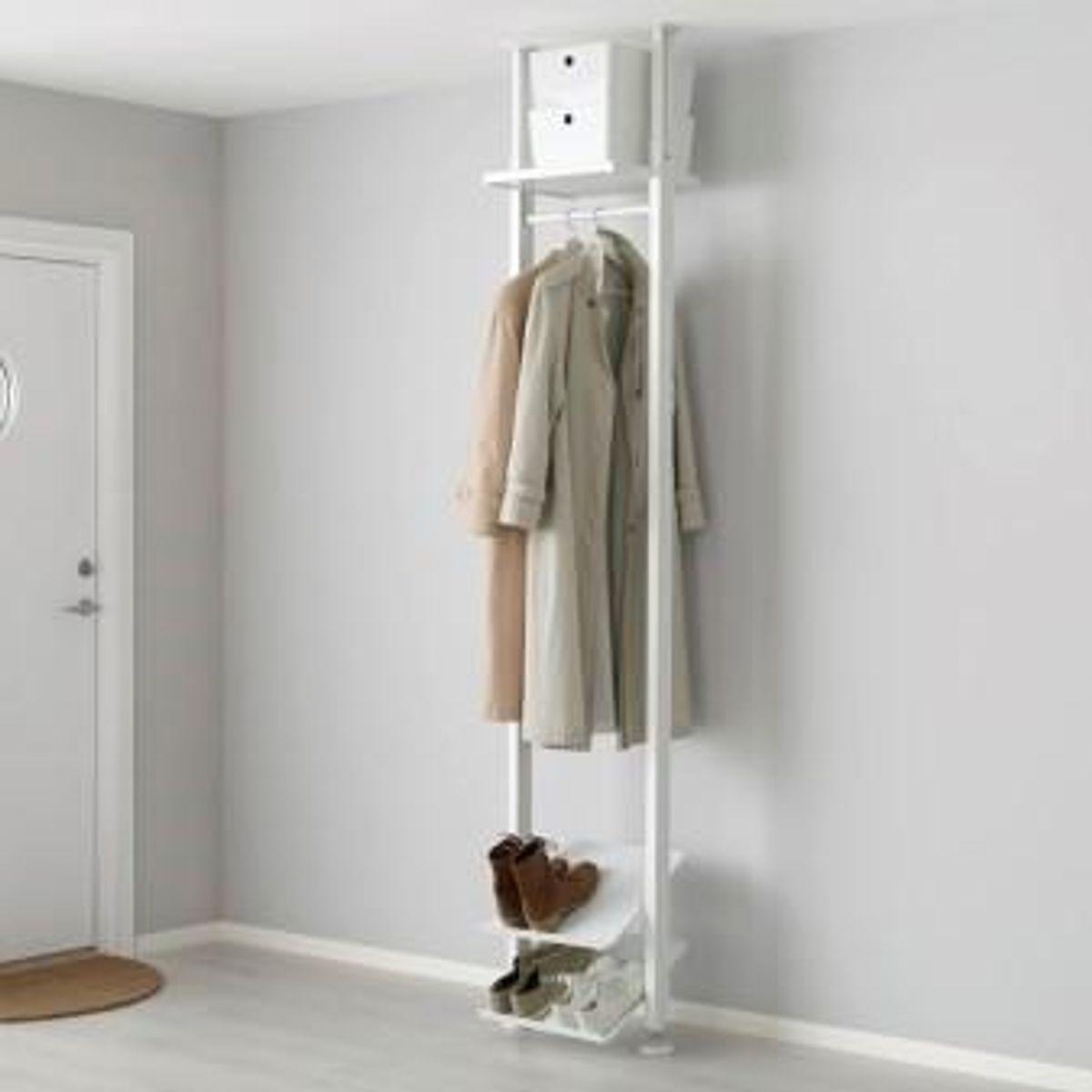 Disse stolper tilbagekaldes nu på grund af fare for, de kan falde ned. Klik og se hvilke. Foto: Ikea.