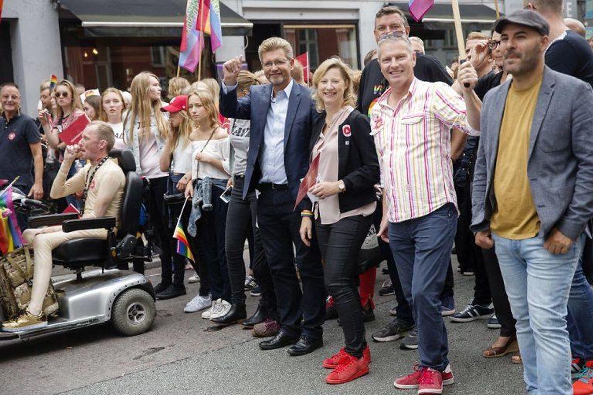 Københavns overborgmester Frank Jensen.. Foto: Jens Astrup/Scanpix.