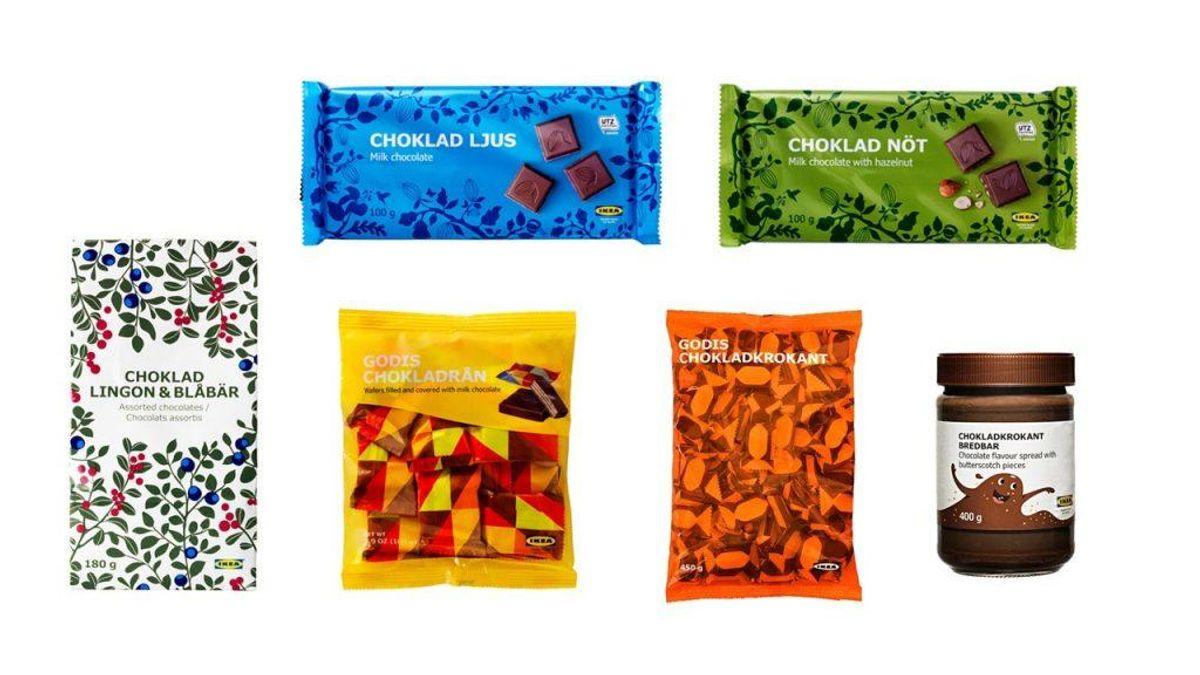 Ikea tilbagekalder disse produkter. Foto: Ikea.