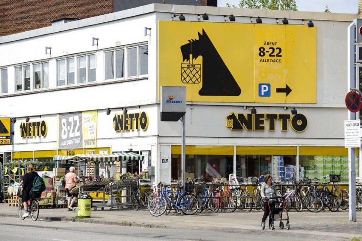 For anden gang på få dage advarer Fødevarestyrelsen mod metalsplinter i pålæg solgt i Netto og DøgnNetto. Foto: Christian Lindgren/Scanpix.