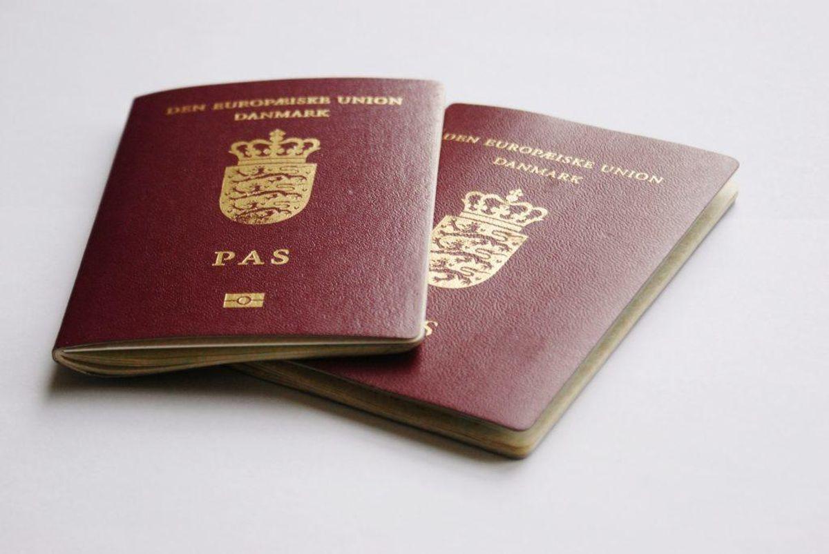 Det er vigtigt at være i lufthavnen i god tid, så du kan nå det uforudsete. Foto: Colourbox.com (Modelfoto)